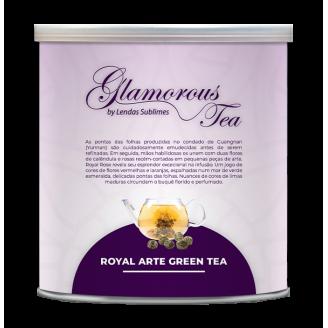 Flor de chá Royal Green Tea...
